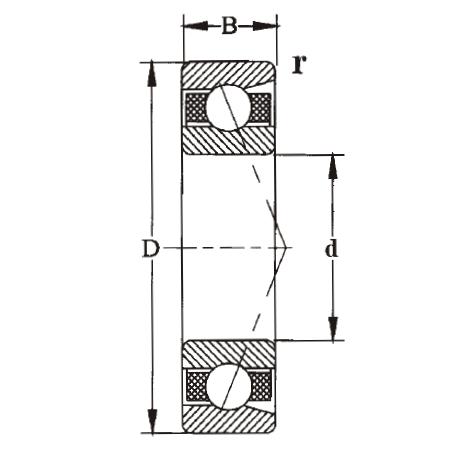 角接触球轴承